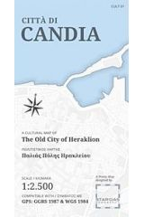 Citta di Candia: A Cultural Map of the Old City of Heraklion