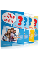 I Like English 3 Πακέτο με cds ή Ibook + REVISION BOOK