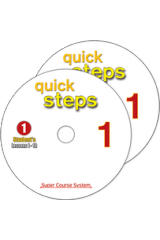 Quick Steps 1 CDs (2)
