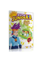 Super junior A to B Summer Revision + Stickers