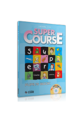 Super Course Level 1 Pupils book με 3 CD & DVD