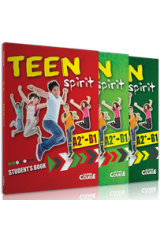Teen Spirit A2+ - B1 πακέτο με cds ή ibook + Grammar & Reading book
