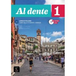 Al Dente 1 Libro dello studente + CD + DVD