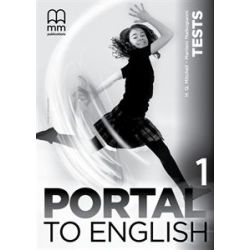 Portal to English 1 Test Booklet