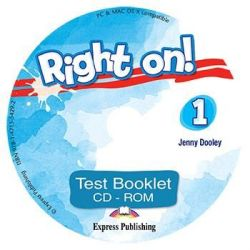 Right on 1 Test Booklet CD-ROM