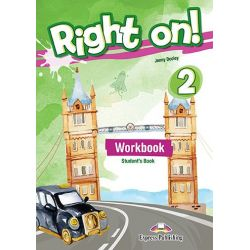 Right On 2 Workbook Student's Book (with DigiBook App.)