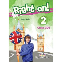 Right On 2 Class CDs (set of 3)