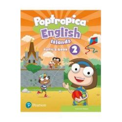 Poptropica English Islands 2 Pupil's book pack (+ONLINE)