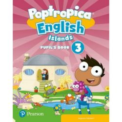 Poptropica English Islands 3 Pupil's book pack (+ONLINE)