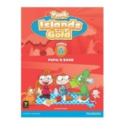 York Islands Gold Junior A Student's book (+ CUT-OUTS & E-BOOK )