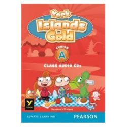 York Islands Gold Junior A Audio CDs
