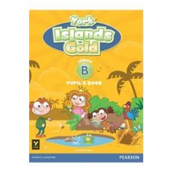 York Islands Gold Junior B Student's book (+ CUT-OUTS & E-BOOK )