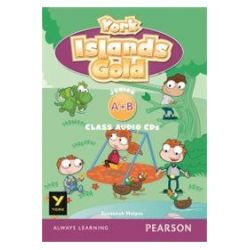 York Islands Gold Junior A+B Audio CDs