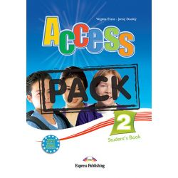 Access 2 STUDENT Pack (Greece) (Student'S Book + Iebook)
