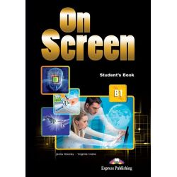 On Screen B1 Student's Pack (with ieBook & Public Speaking)