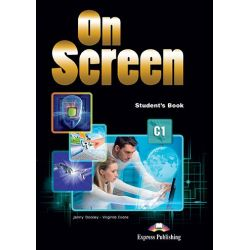 On Screen C1 Student's Pack (with ieBook, Public Speaking & Study Companion)