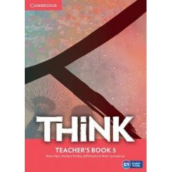 Think 5 Teacher's book