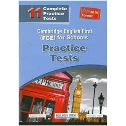 Cambridge English First for Schools 11 Practice Tests Teacher's book (2015)