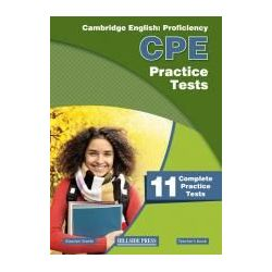 CPE Practice Tests (11 Complete Pr. Tests) Teacher's book