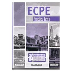 ECPE Practice Tests Student's book (12 Tests)