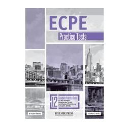 ECPE Practice Tests Teacher's (12 Tests)