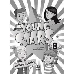 Young Stars B Writing booklet