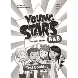 Young Stars A + B Test booklet
