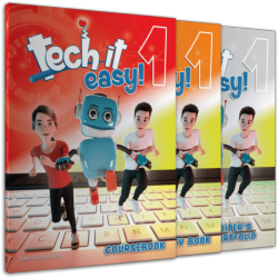 Tech It Easy 1 Πακέτο με I-BOOK + REVISION BOOK