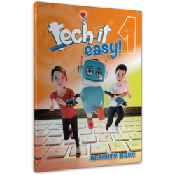 Tech It Easy 1 Activity book