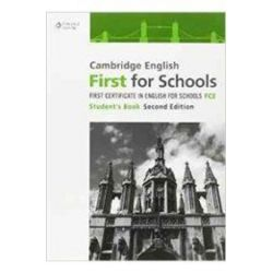 Cambridge English First for Schools Practice Student's book Tests 2nd edition