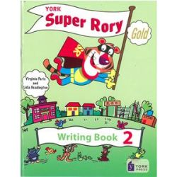 SUPER RORY 2 WRITING BOOK