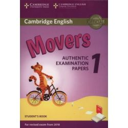 Cambridge English Movers 1 Student's (Rev. 2018)