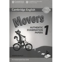 Cambridge English Movers 1 Answer booklet (Rev. 2018)