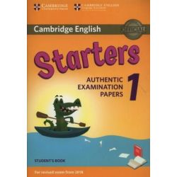 Cambridge English Starters 1 Student's (Rev. 2018)