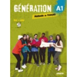 Generation A1 Methode + Cahier (+ CD MP3 + DVD)