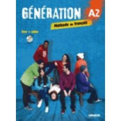 Generation A2 Methode + Cahier (+ CD MP3 + DVD)