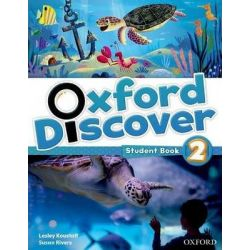 Oxford Discover 2 SB Pack (+ Study companion + Grammar Supplement + Reader)