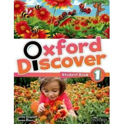 Oxford Discover 1 SB Pack (+ READER & WORDLIST)