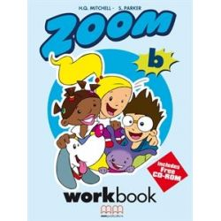 Zoom Β Workbook (Includes CD-Rom / Αudio CD