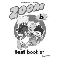 Zoom B Test booklet