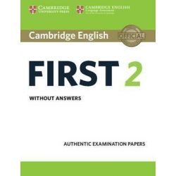 Cambridge English First 2 Student's book