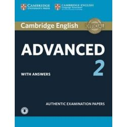 Cambridge English Advanced 2 Self Study