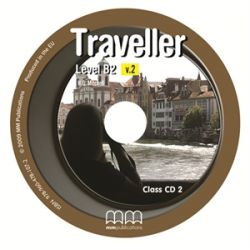 Traveller Level B2 Class Cd's (ν.2)