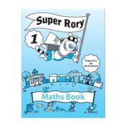 Super Rory 1 Maths book
