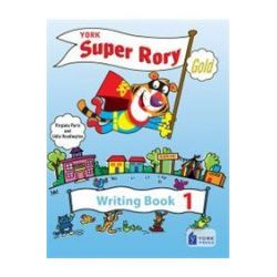 Super Rory Gold 1 Writing Book