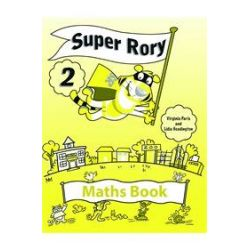 Super Rory 2 Maths book