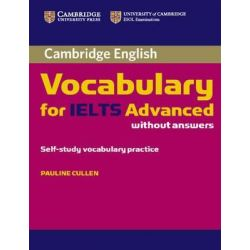 Cambridge English Vocabulary for IELTS Advanced