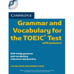 Cambridge Grammar & Vocabulary TOEIC Test with answers (+ 2 CD)