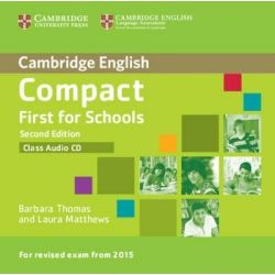 Compact First for Schools Class Cds 2nd Edition