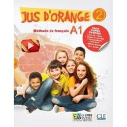 Jus D Orange 2 (A1) Super Pack Energie (Eleve + Cahier + DVD)